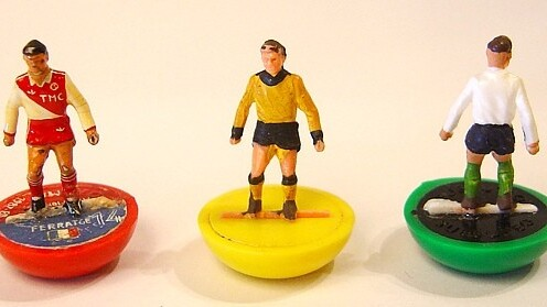 Classic 'flick-to-kick' football game Subbuteo is back in town, but PlayStation can rest easy