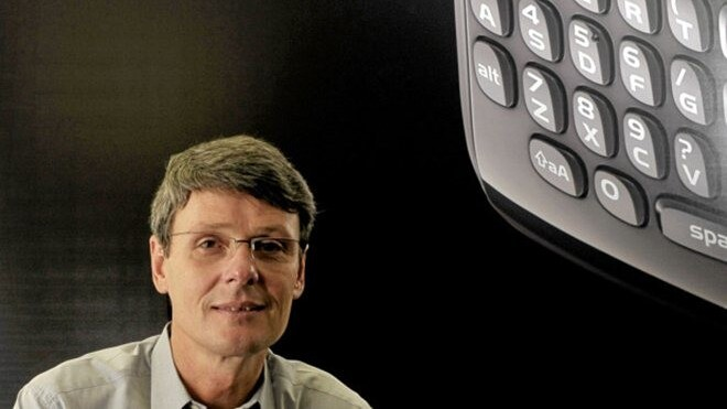 """New RIM CEO: """"BlackBerry will remain among top three players worldwide"""""""