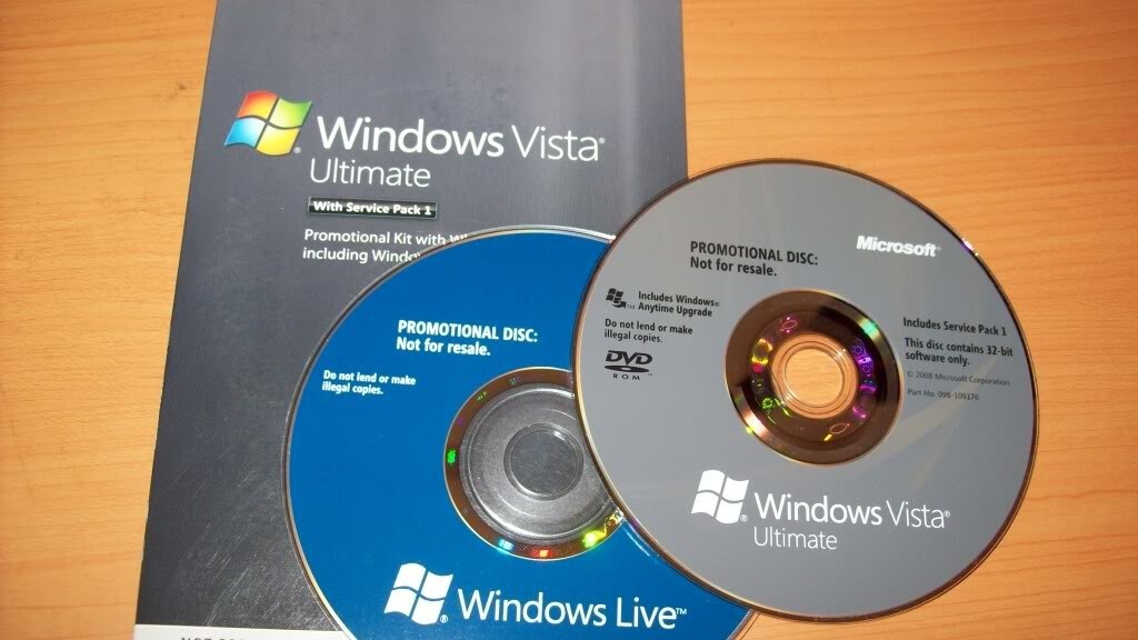 Microsoft sues UK retailer Comet for allegedly selling over 94,000 counterfeit Windows CDs