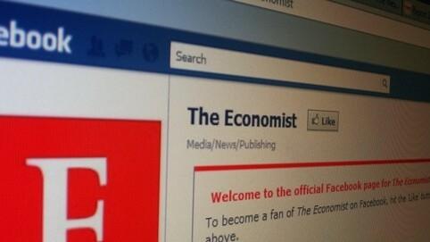 The Economist kick-starts 'social media censorship' debate in London Underground