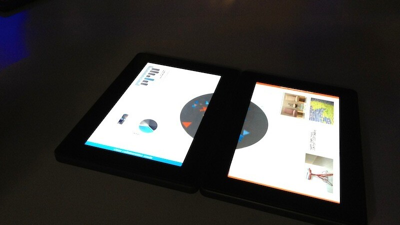 TaT's PlayBook wireless document-sharing app, you could say it's astonishing [Video]
