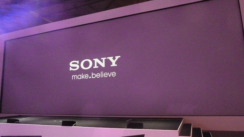 Live from Sony's Mobile World Congress product launch