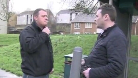 The BBC confronts an Internet troll on national TV