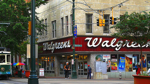 Walgreens spammed 5K Twitter users when they checked in via Foursquare