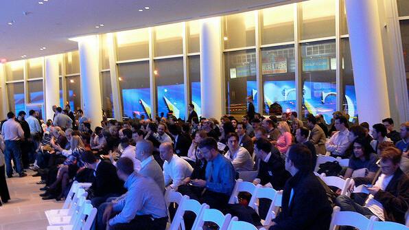 NY Tech Meetup & NASDAQ partner up to educate & promote NY's tech scene