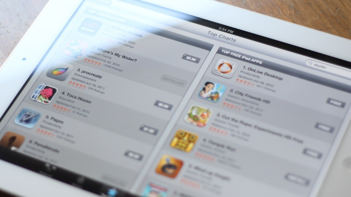 Apple can't just use Chomp to boost discovery, it needs an App Store community