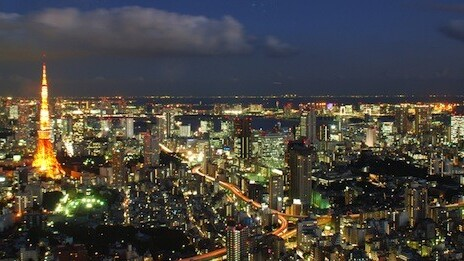 The Guardian's Tokyo City Guide offers immersive video, Vimeo timelapses and Space Invaders
