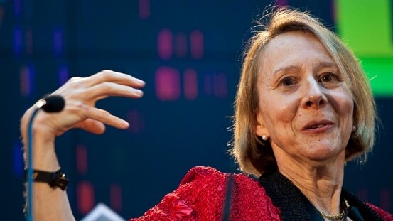 The Next Web meets Esther Dyson: Angel investor, author and backup cosmonaut