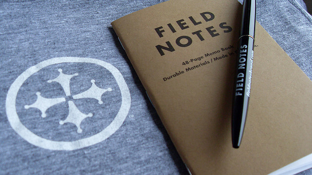 Why notebooks and good ads are about emotions [Video]