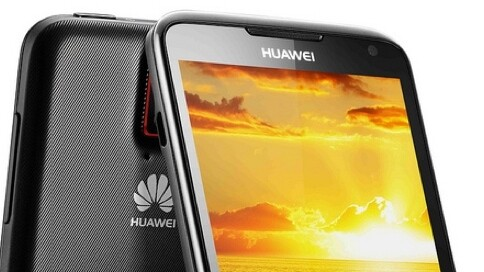 Huawei unveils the Ascend D Quad, claiming it's the world's fastest smartphone