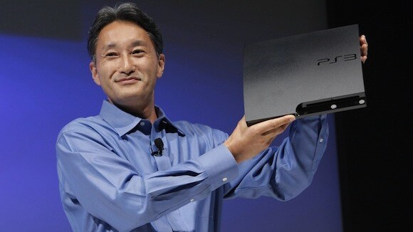 Sony outs Howard Stringer as president and CEO, names Kazuo Hirai as his replacement