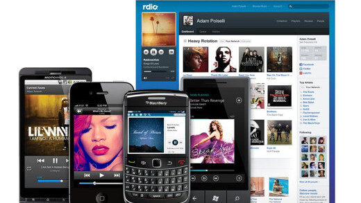 Rdio hack day project lives on to let you add custom artwork to your playlists