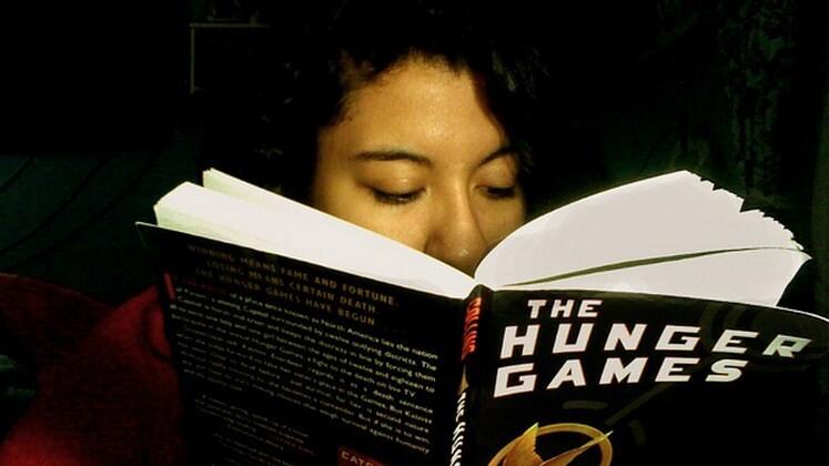 Hunger Games + Internet Explorer + HTML5 = This
