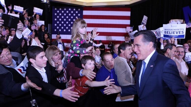 Mitt Romney and Pinterest: A history