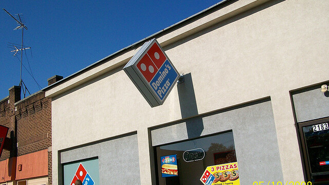 M-commerce much? Domino's UK arm sees £1 million in mobile sales in a single week