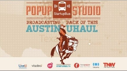 Live from the StartupBus semi-finals [Video]
