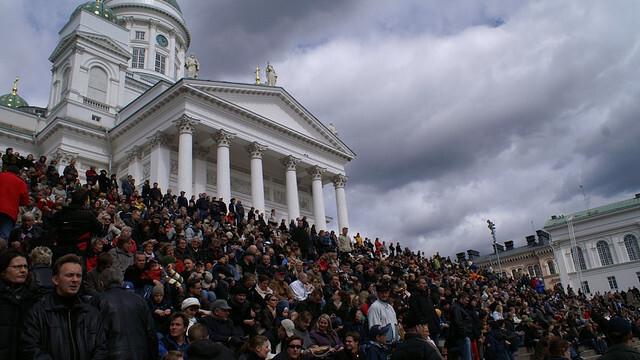 Nokia World 'returns home' to Helsinki, snubs London for September 2012 event