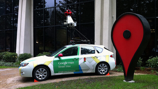 Watch what it's like to be behind the wheel of Google's self-driving car [video]