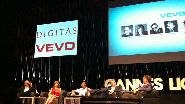 VEVO will soon *only* be offering account registration through Facebook