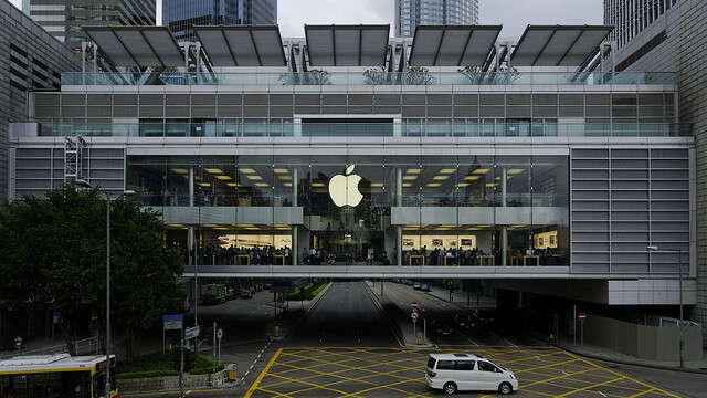Apple warns Hong Kong iPad scalpers against queueing ahead of Friday launch (but that doesn't stop them)