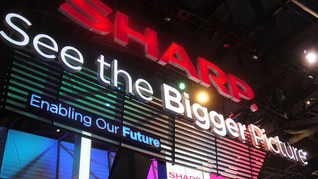 Sharp forms strategic partnership with Foxconn parent Hon Hai to boost competitiveness