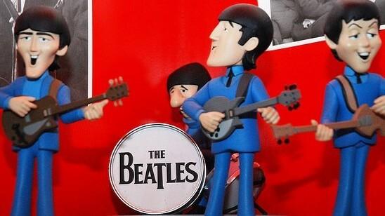 The Beatles' music arrives on 50,000 digital jukeboxes across North America