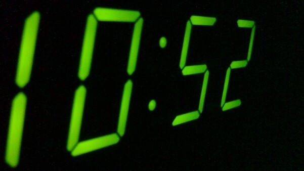 This Android alarm clock app only deactivates when you really ARE out of bed