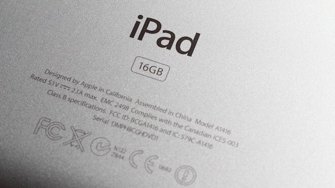 Apple VP Michael Tchao says iPad battery percentage confusion is due to topping-off feature