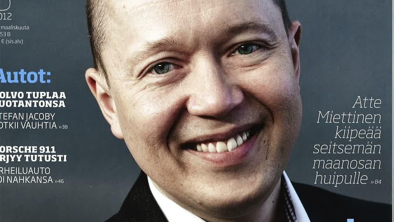 "Nokia design chief Marko Ahtisaari confirms Nokia's tablet plans, admits ""we are working on it"""