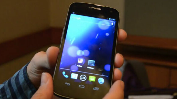 Some GSM Galaxy Nexus phones can't get ICS directly from Google due to custom Samsung firmware