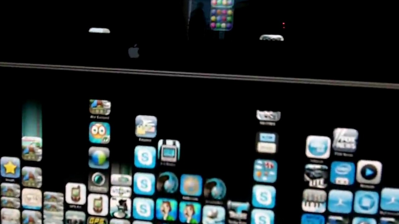 Apple's App Store hits 25B downloads right when we predicted, at a current rate of 48.6M a day