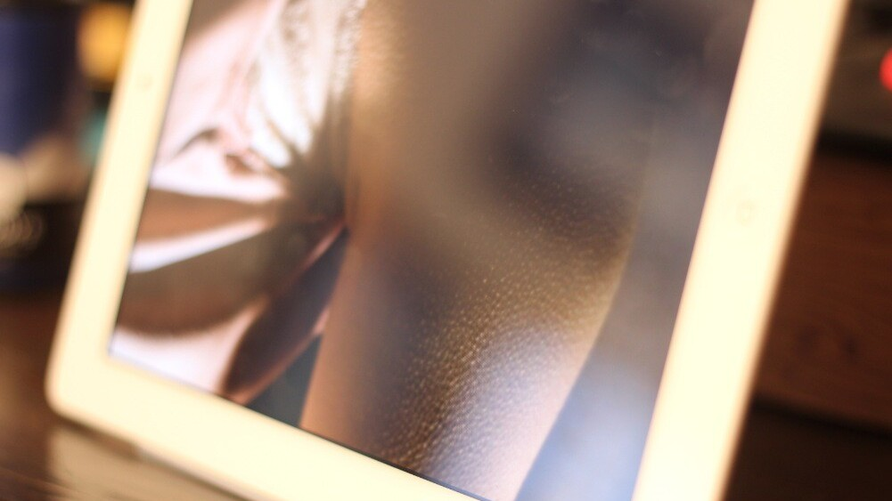 What if the secret feature of the iPad 3 is a new touch-feedback technology?