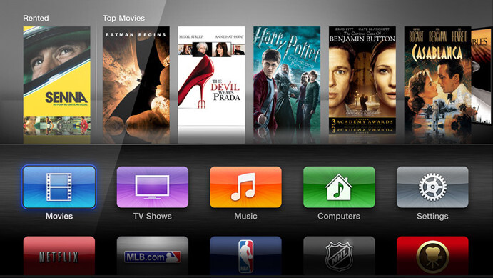You can now sign up for Netflix through your Apple TV & pay using your iTunes account