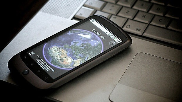 Google Earth 6.2 for iOS and Android brings KML import and Google+ support
