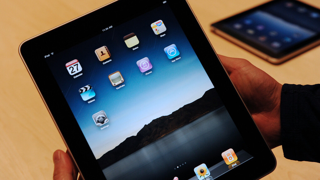 Apple's new iPad takes first regulatory step in China but launch date unclear