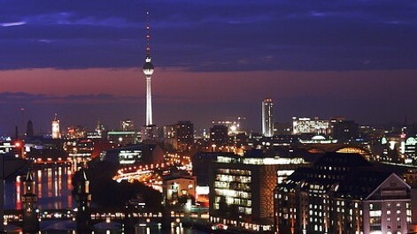 Twitter reportedly chooses Berlin for its German HQ