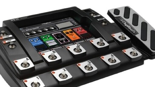 Turn your iOS device into a guitar effects powerhouse with the Digitech iStomp and iPB-10