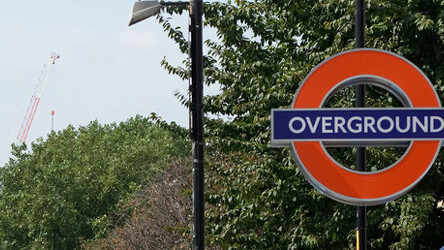 56 London Overground train stations to get free wifi