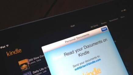 Kindle for iOS updated with Retina support, far better browsing and cloud downloads