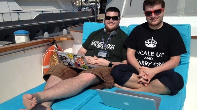 The boat that hacked TV: Where better to build innovative new apps than on a yacht?