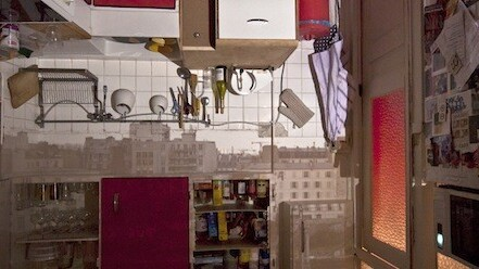 This movie project turns entire apartments into pinhole cameras [video]