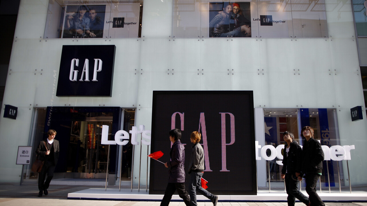 On Twitter, big brands like The Gap struggle to keep up with customer service