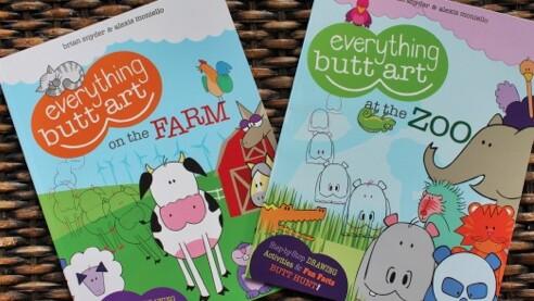Everything Butt Art: The future of children's books takes to Kickstarter