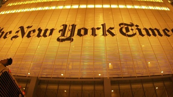 At a market cap of ~$950 million, the New York Times is 'worth' less than Instagram