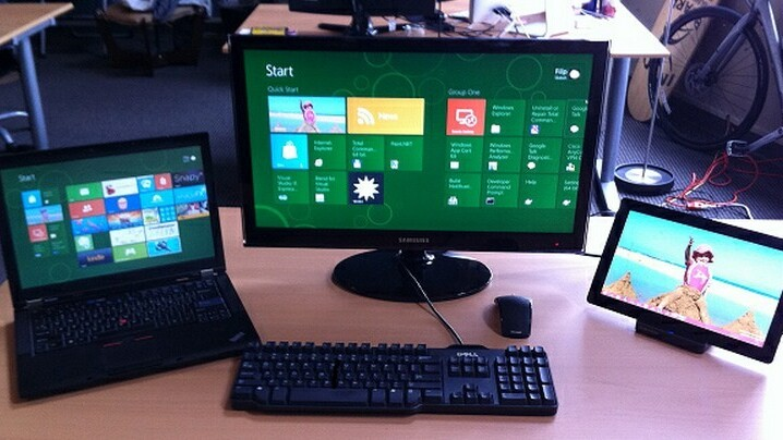 Microsoft details Windows 8 Enterprise's feature set