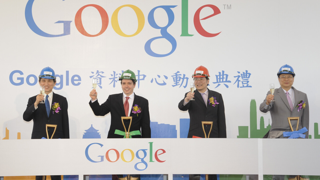 Google's $700M Asia data centre project advances as work begins on final site in Taiwan