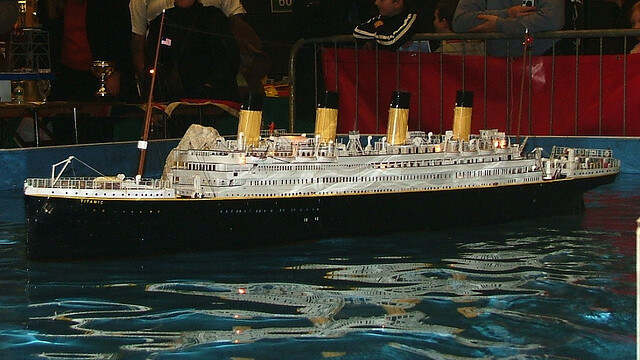 You can now take a 3D tour of the Titanic using Google Earth