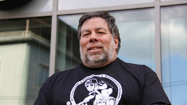"""Steve Wozniak on Windows Phone: """"Compared to Android, there's no contest"""""""