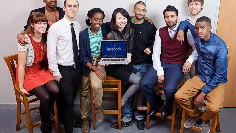 London's Apps for Good teams up with Facebook to teach unemployed youth to code social apps