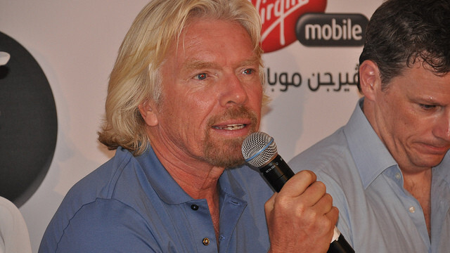 "Sir Richard Branson discusses his investment in Path, calls Dave Morin a ""genius"""